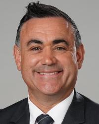 The Hon  (John) Giovanni Domenic BARILARO, MP